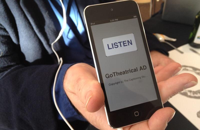 GoTheatrical AD App
